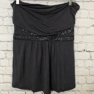EXPRESS Tube Top Size Large